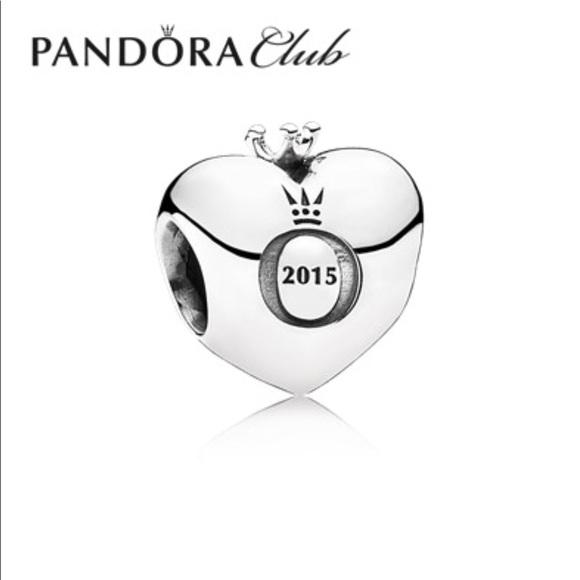 pandora charms 2015